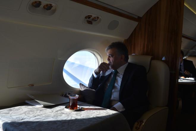 Abdullah Gül'ün Akılda Kalan Fotoğrafları
