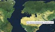 Türkiye'nin Yer Almadığı Dünya Haritası