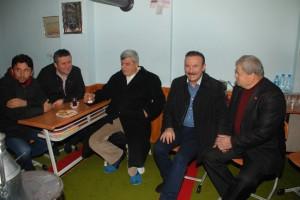 Başkanlardan Köy Ziyaretleri