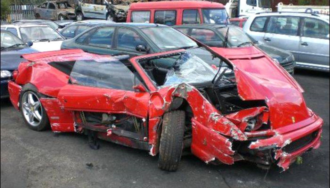 Perte Çıkan Ferrari'ler