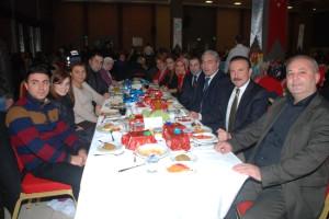Başkan Doğan Belediye Çalışanları ile Bir Araya Geldi