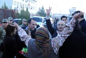 BDP'li 3 Milletvekilinin Tahliyesi İçin Mahkemeye Başvuruldu (6)