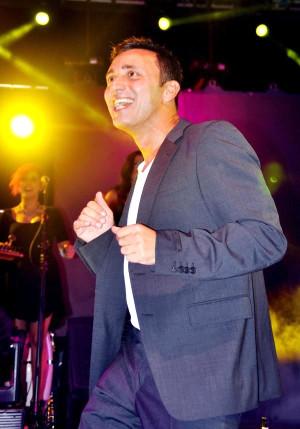 Mustafa Sandal Arenamega'yı Salladı