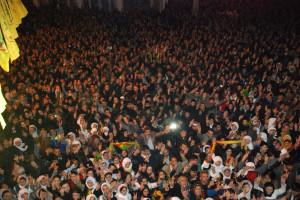 BDP'li Irmak ve Sarıyıldız Şırnak'ta