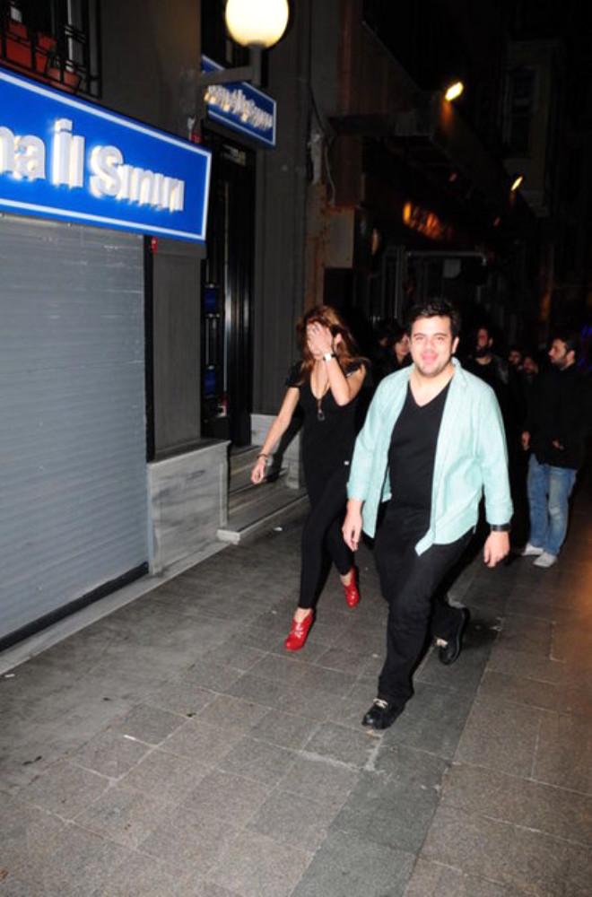 Eser Yenerler Yeni Sevgilisiyle Yakalandı