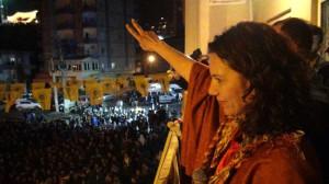 Tahliye Edilen BDP'li Milletvekilleri Şırnak'ta