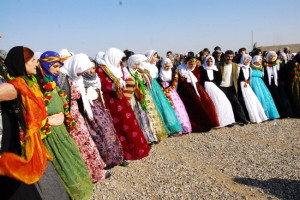 Tahliye Olan BDP'li Milletvekillerine Cizre'de Coşkulu Karşılama
