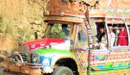 Pakistan'ın En Eğlenceli Geleneği Otobüs Boyama Sanatı