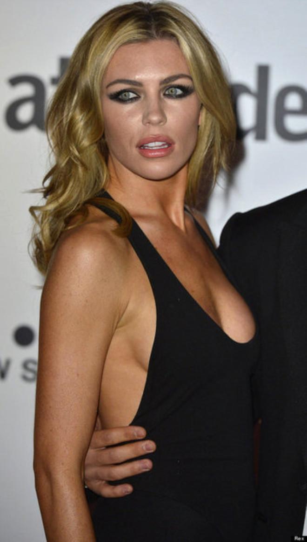 Best boob award, photos christina hendricks naked