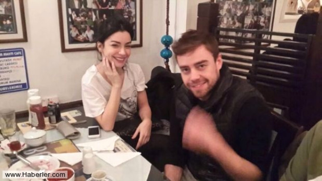 Murat Dalkılıç ve Merve Boluğur İlk Kez El Ele