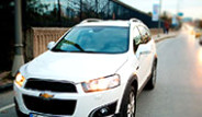 Chevrolet'in En Çok Tutulan Modeli: Captiva