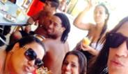 Ronaldinho'nun Kızlarla Üç Gün Süren Partisi