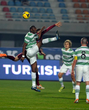 Trabzonspor - Celtıc (Hazırlık Maçı Fotoğrafları)