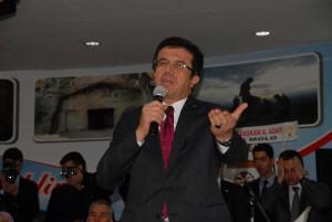Ekonomi Bakanı Zeybekci: Uzakdoğu ile Ticaret Hacmimiz Artacak (2)