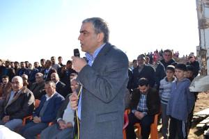 Halfeti'de Husumetli Aileler Barıştırıldı