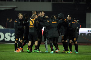Galatasaray - Celtıc (Ek Fotoğraflar)
