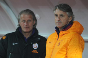 Galatasaray - Celtıc Maçının Fotoğrafları