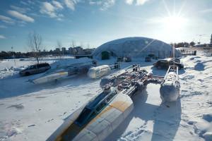 Gerçeğinden Daha Gerçekçi Duran Star Wars Oyuncakları Fotoğrafları