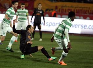 THY Antalya Cup 2014 Galatasaray'ın