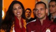 Wesley Sneijder ve Eşi Yolanthe Cabau Karavanla ABD Turunda