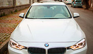 BMW 320i ile Asalete Yolculuk