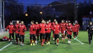 Samsunspor, Tki Tavşanlı Linyitspor Maçı Hazırlıklarını Sürdürüyor