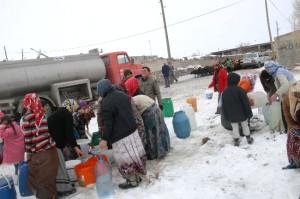 Özel Haber) Köylülerin Su Çilesine Tankerli Çözüm