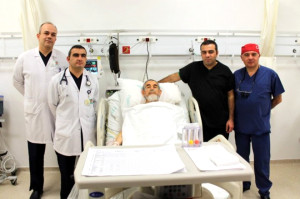 Kalbi Çalışırken By-Pass Ameliyatı