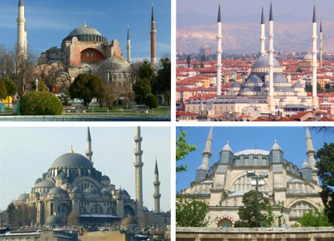 Türkiye'nin Cami Haritası
