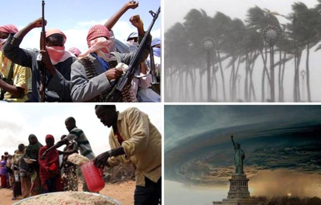 2014´te Dünyayı Bekleyen 10 Tehlike Açıklandı