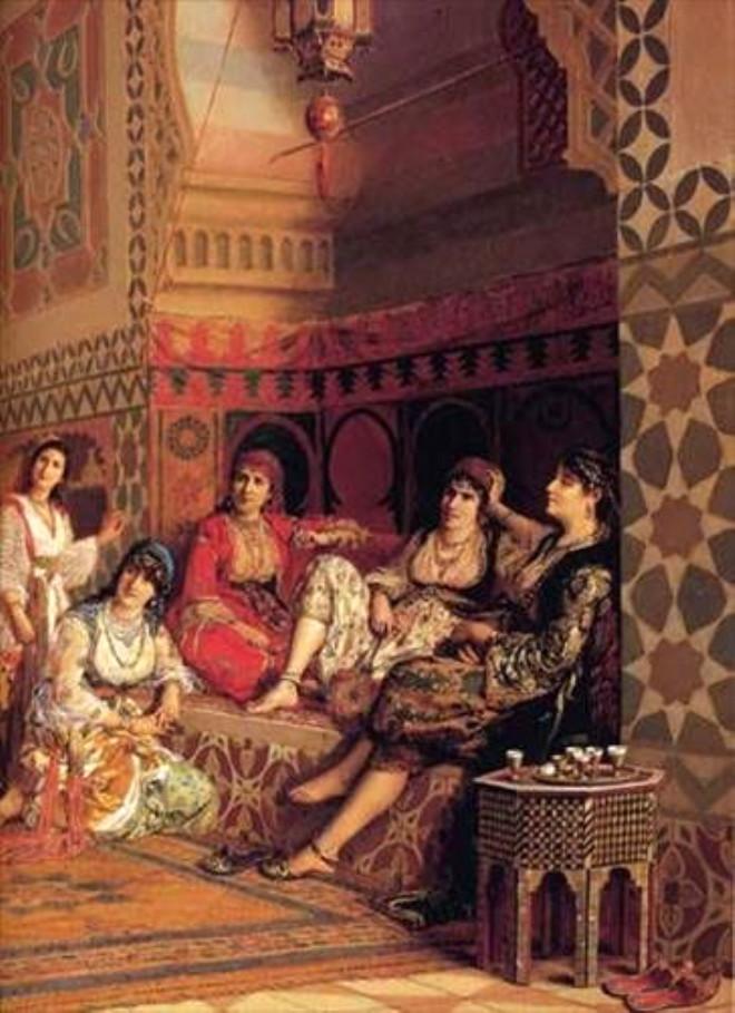 Osmanlı'da Harem Hakkında Bilinmeyenler
