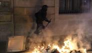 İspanya'da Sokaklar Karıştı