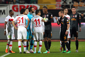 Medical Park Antalyaspor: 1 – Galatasaray: 1