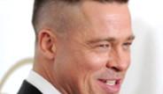 Brad Pitt'in Yeni İmajı Şaşırttı