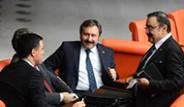 AK Parti'den İstifa Eden Vekiller Kurul'da Sohbet Etti
