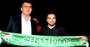 Bursaspor'un Şampiyon Futbolcuları Yeniden Yuvada