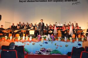 Bafra'da Aşık Veysel Türkü Gecesi