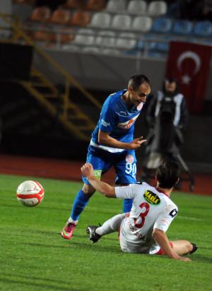 Medical Park Antalyaspor: 4 - Tokatspor: 0 (İlk Yarı)
