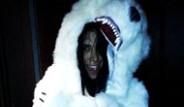 Asena Erkin, Kutup Ayısına Benzeyen Kürk Giydi
