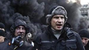 Kıev'de Geçici Ateşkes İlan Edildi