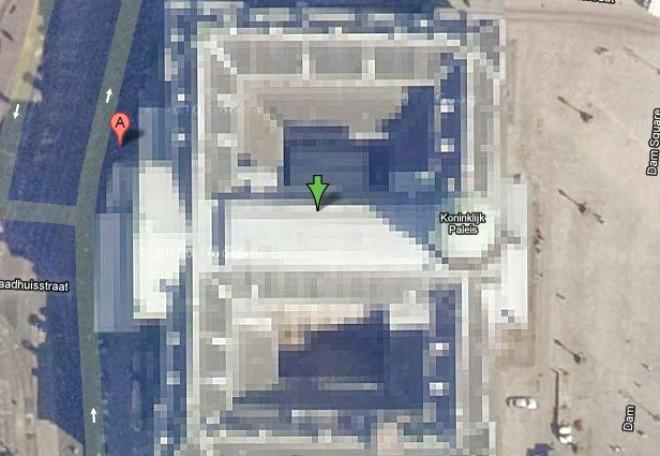 Google Haritalar'da Sansürlenen 10 Yer