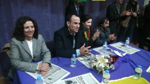 Tahliye Edilen BDP Milletvekilleri Ardahan'da