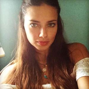 Adriana Lima'nın Takip Ettiği Türk
