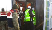 Sivas'ta Yolcu Otobüsü Devrildi: 9 Ölü