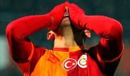 Gaziantepspor-Galatasaray Maçından Kareler