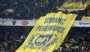 Fenerbahçe - Konyaspor Maçından Pankartlar