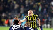 Fenerbahçe-Konyaspor Maçından Kareler