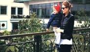 Esra Erol Haftasonunu Oğluyla Birlikte Sapanca'da Geçirdi