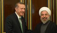 Erdoğan Ruhani ile İlk Kez Bir Araya Geldi