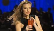 Scarlett Johansson'ın Reklam Filmine Yasak Geldi